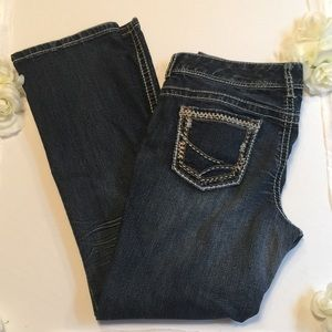 Maurices jeans high rise 12 short